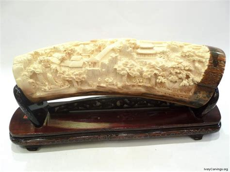 ivory value carved ivory tusk value quotes