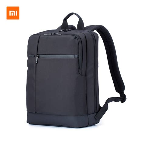 Xiaomi Bag Tas Xiaomi Mi Bags Ransel Backpack Style xiaomi business style laptop backpack bag 17l