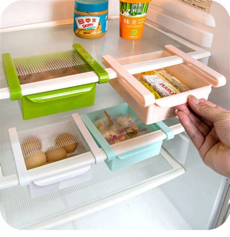 Kitchen Organizer Box Refrigerator Organizer Rack Egg Storage Basket