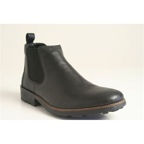 mens chelsea boot rieker rieker s chelsea boot with two elastic panels