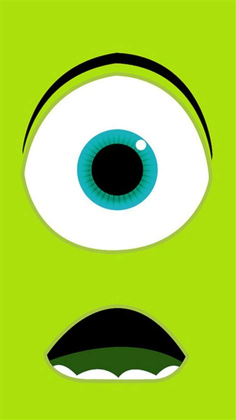 wallpaper iphone monster inc monsters inc wallpapers android and iphone wallpapers on