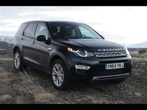 2015 land rover discovery sport review youtube