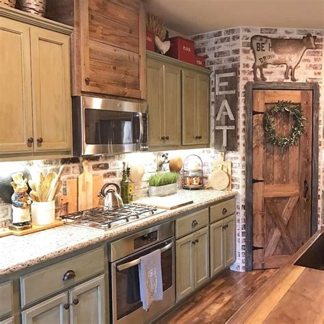 farmhouse kitchen ideas on a budget farmhouse kitchen cabinets decorating ideas on a budget