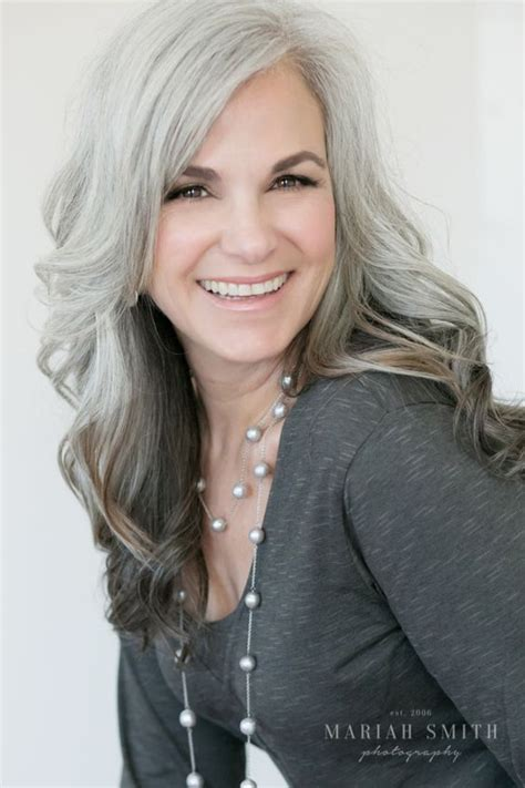 ombre hair growing out grey hair color women over 40 2017 jpg 564 215 846 grey