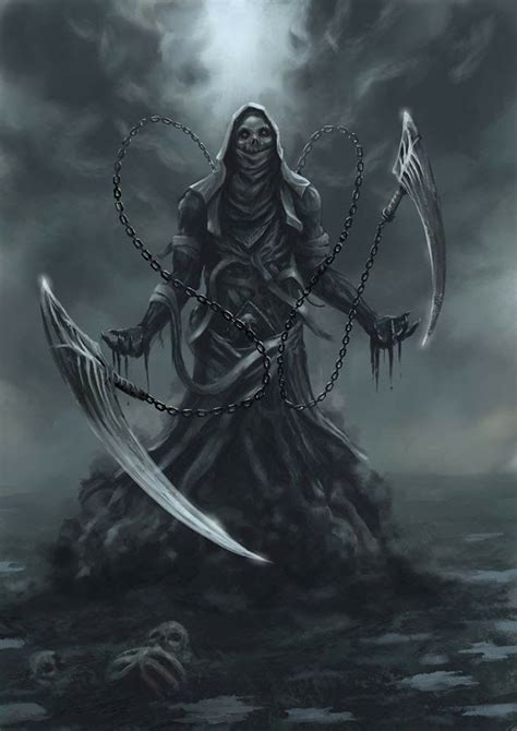 reaper bad pinterest grim reaper death and tattoo