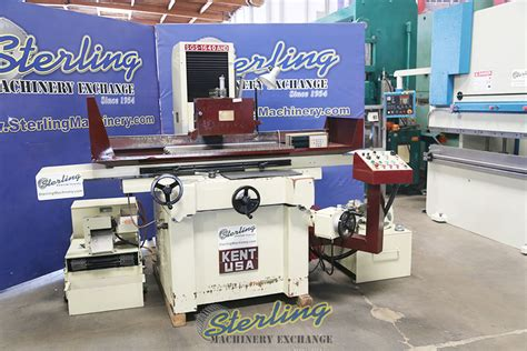 Used Kent Automatic Surface Grinder Surface