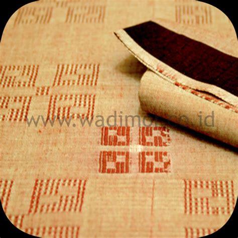Wadimor Motif Songket produk