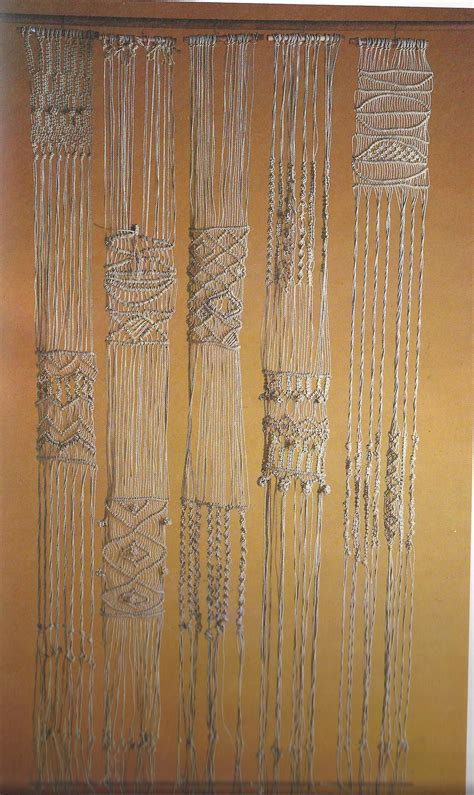 Macrame Room Divider Macrame Archives You Are Electric