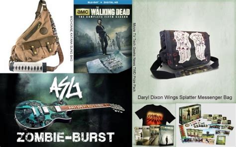 News Channel 5 Giveaway - the walking dead massive prize pack giveaway beth s journey season 5 movie tv tech