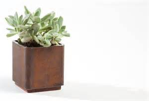 modern planters indoor hss planter modern indoor pots and planters other metro by customatic com