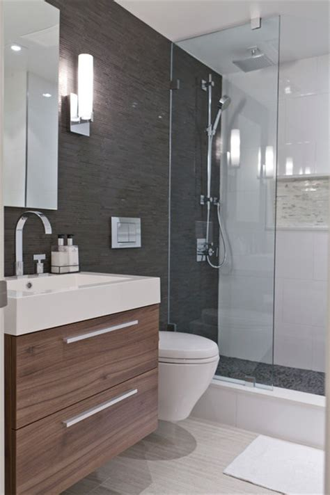 modern gray bathrooms urban retreat contemporary bathroom toronto by