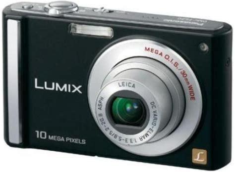 format video lumix panasonic dmc fs20k model lumix digital camera 3 0