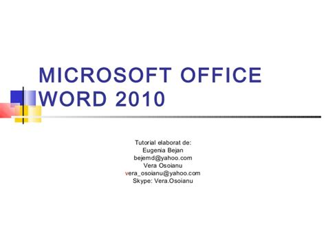 microsoft word 2010 an introduction tutorial 1 of 2 microsoft office word 2010