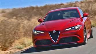 Us Alfa Romeo 2017 Alfa Romeo Giulia Quadrifoglio Us Market Footage