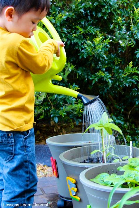 Gardening With Toddlers Gardening 25 Activities