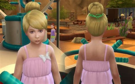 tinkerbell hairstyle tinkerbell hair for girls at my stuff 187 sims 4 updates