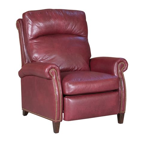 discount leather recliners classic leather carlton low leg recliner discount furniture at hickory park furniture galleries