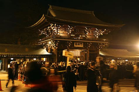 new year temple new year traditions in japan