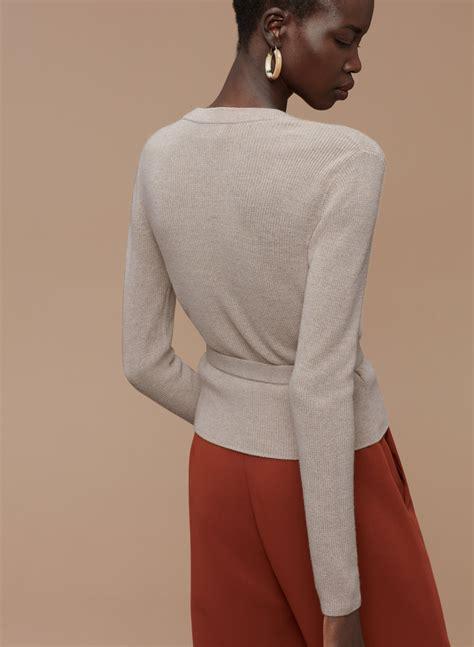 Manset Stoking wilfred manset sweater aritzia