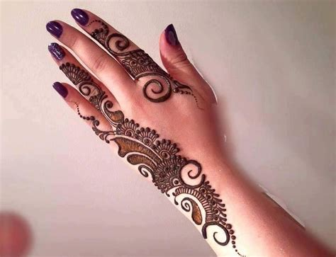 henna design for back of hand selected beautiful arabic mehndi designs for back hands