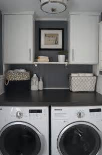 Laundry Room Design by Home With Baxter House Tour Week 5 Half Bath Laundry