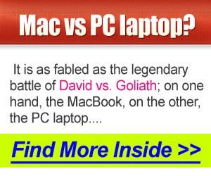 macbook vs. pc laptop. which is best for me? best laptop