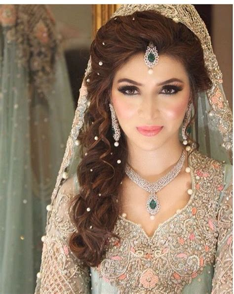 engagement hairstyles pakistani images 25 best ideas about indian wedding hairstyles on