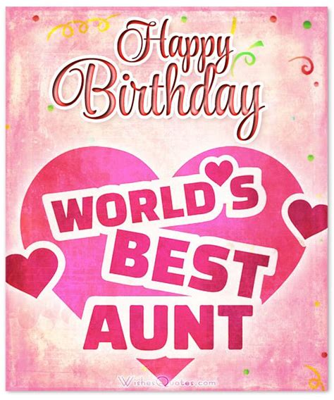 Birthday greetings for aunt quotes m4hsunfo