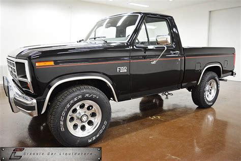 1985 ford f 150 fuel injection engine 50 1985 ford f 150 pickup ebay