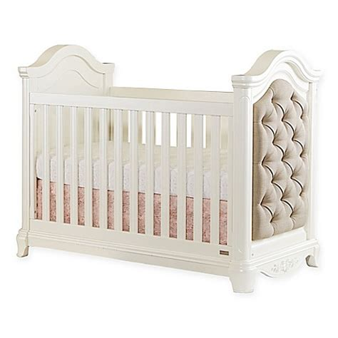 Bassettbaby 174 Premier Addison 3 In 1 Upholstered Crib In Bassett Baby Crib