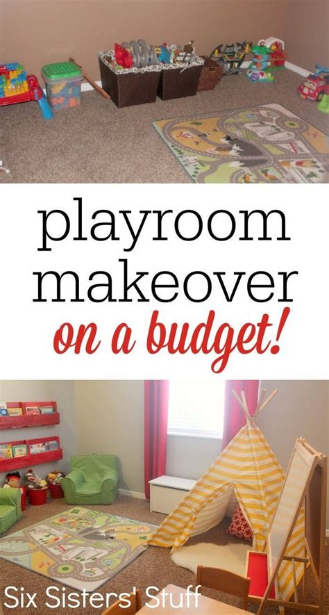 ideas  small kids playrooms  pinterest