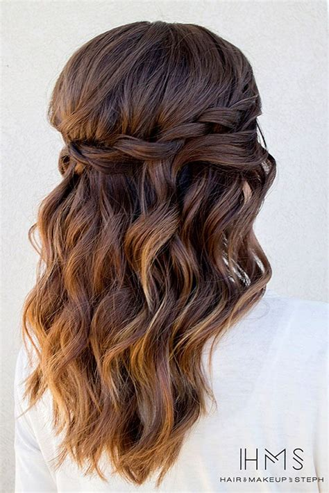 Simple Bridesmaid Hairstyles For Hair by Simple Bridesmaid Hairstyles For Hair Ayakofansubs