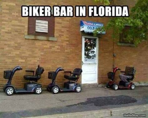 Funny Biker Memes - biker bar in florida jokes memes pictures
