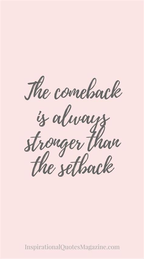 4 Health Posts Worth Thinking About by The Comeback Is Always Stronger Than The Setback Success