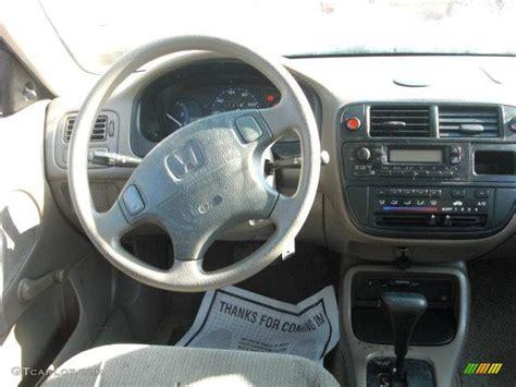 1996 Honda Civic Interior by 1996 Cypress Green Pearl Metallic Honda Civic Dx Sedan