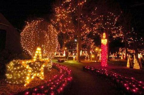 rhode island light displays enjoy the lights of la salette an evening walk rhode