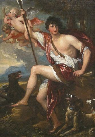file:'adonis' by benjamin west, dayton art institute.jpg