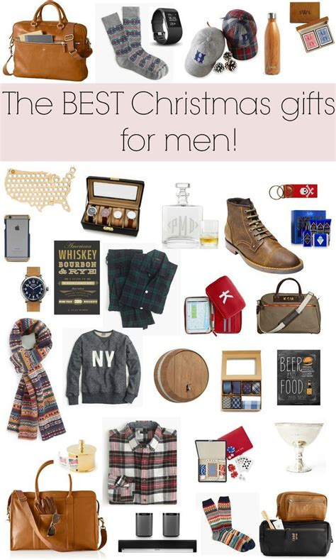 the best gifts for men holiday gift guide gingham and