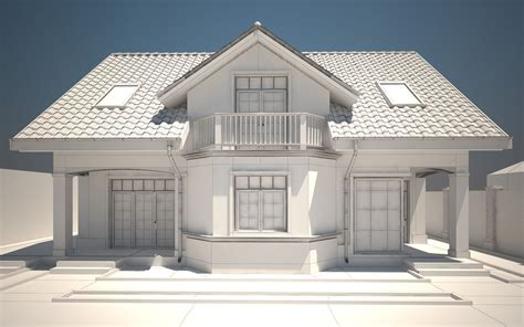 3d model ad house exterior cgtrader 3ds max house design 28 images 3d house autodesk 3ds