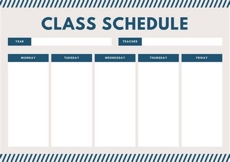 canva schedule yellow and purple preschool class schedule templates by