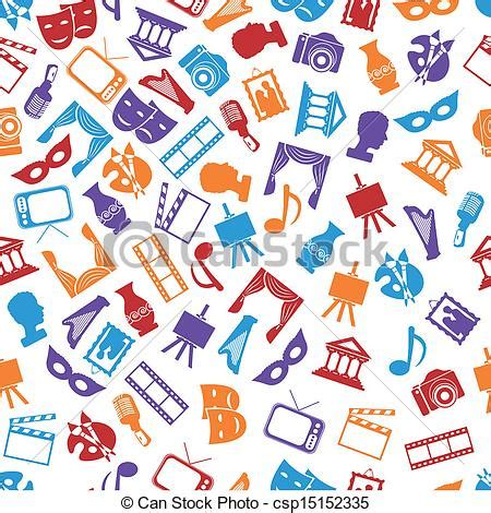 pattern stock clipart vectors of culture seamless pattern csp15152335 search