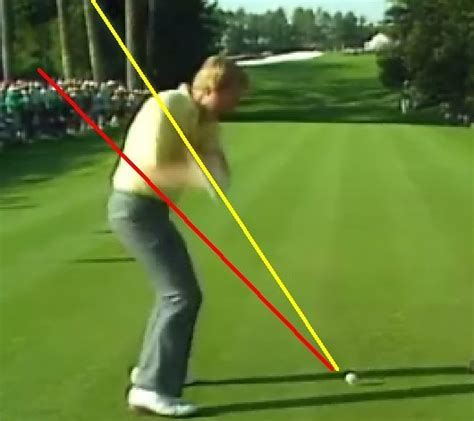 one plane swing downswing what is the golf swing plane consistentgolf com