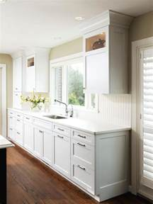 kitchen cabinet design pictures ideas amp tips from hgtv white cabinets