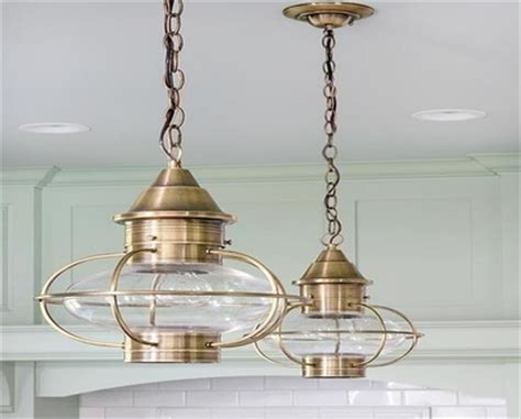 cottage island pendant lighting cottage style kitchens