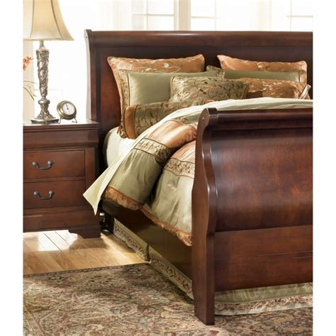 ashleys furniture beds ashley furniture claremont sleigh bed b477 s bed ashley