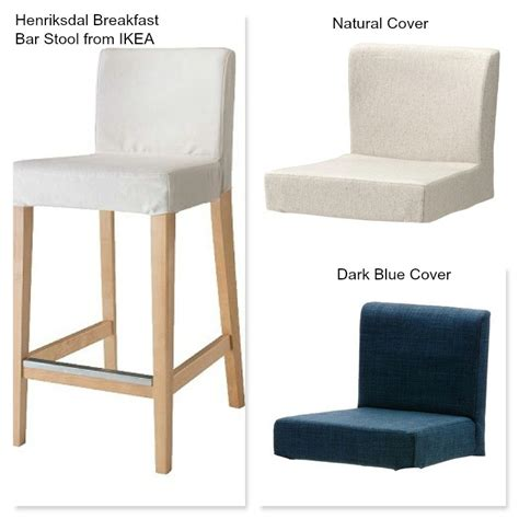 Design Your Own Bar Stool Cover by Ikea Hack Breakfast Bar Stool Diy Decorator