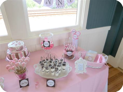 baby shower sweet table sweet beginnings baby shower