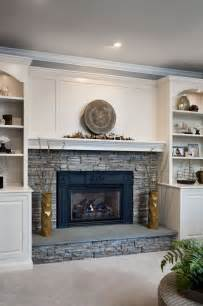 fireplace built ins stacked fireplace built ins house ideas