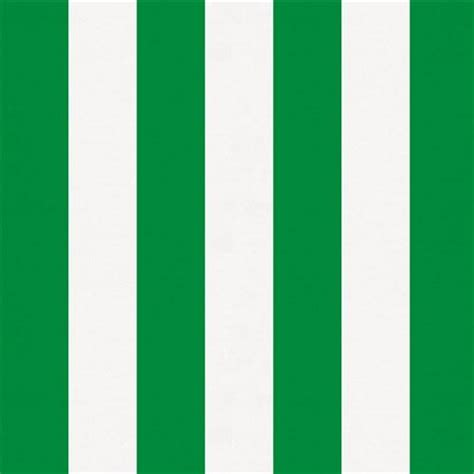 Green And White Striped by Fabrics Premium Fabric By The Yard At Carousel Designs