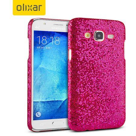 Glitter Pasir For Samsung Galaxy J5 olixar samsung galaxy j5 2015 glitter magenta